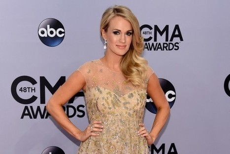 Carrie Underwood Opens Up About Juggling Motherhood and Her Career | Country Music Today | Scoop.it