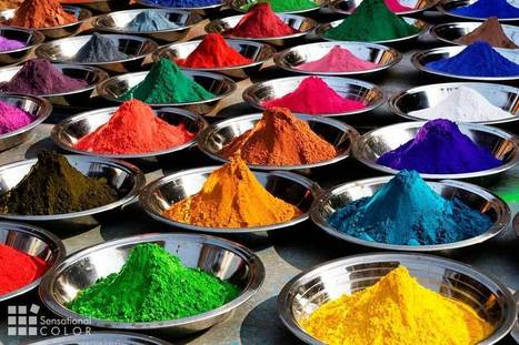 India | A Country of Symbolic Colors | Paint Colors | Scoop.it