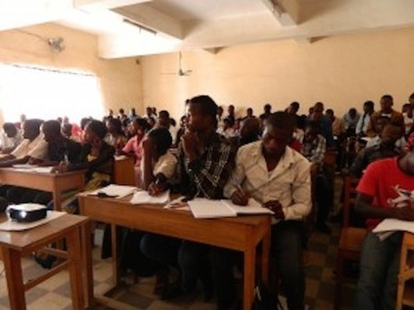 ICT Brings Students and Communities Together in the DR Congo - Masters and PhDs | Studying Teaching and Learning | Scoop.it