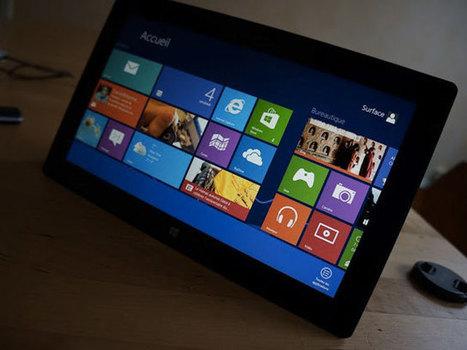 Windows 8.2 : vers le retour du menu démarrer ? | Seniors | Scoop.it