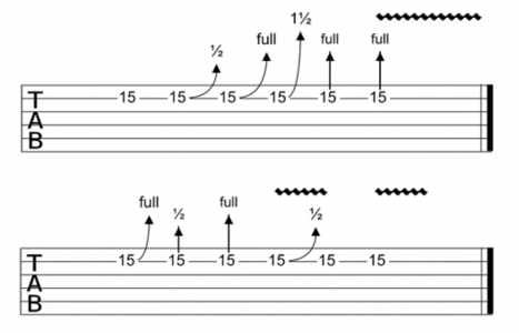 Bent Out of Shape: Improve Your String Bends with This Simple Exercise | Guitar World | Cultura | Scoop.it