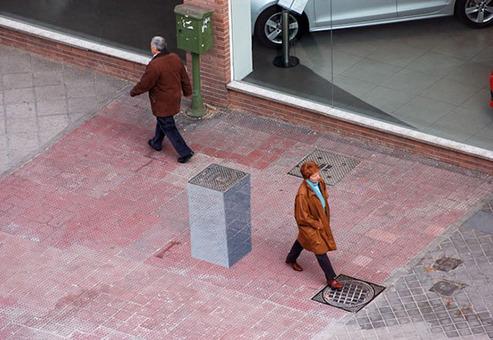 Street art 3D pedestal street art by e1000 | Projects | Gear