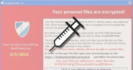 Vaccine for future versions of Locky, Teslacrypt, and CTB-Locker ransomware released #CyberSecurity #CyberCrime | ICT Security Tools | Scoop.it