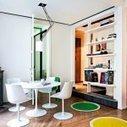 8 astuces pour agrandir l'espace d'une pièce sans pousser les murs - Marie Claire Maison | Déco Design | Scoop.it