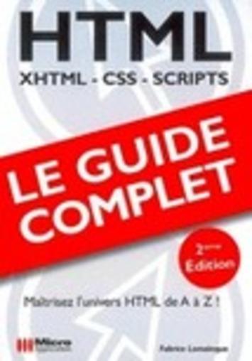 Télécharger -HTML - Le guide complet | TIC et TICE mais... en français | Scoop.it