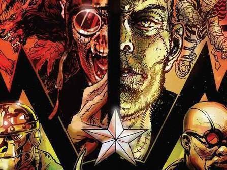 Justice League United #3: Ewiger Krieg | Comicfanboy | Scoop.it
