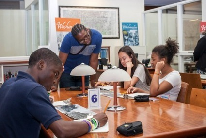 Here's how DC's youth are getting involved in urban planning - Greater Greater Washington | Urban Public Space | Scoop.it