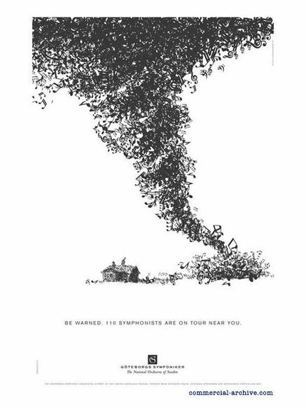 Alphabet soup - illustrating with letters. | Adland™ | ASCII Art | Scoop.it