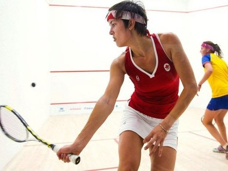 Colombia, US capture Pan Am gold in squash singles - National Post | Come To Barranquilla | Scoop.it