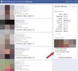 Facebook GraphSearch, l'outil ultime du profiling ? | Identity management | Scoop.it