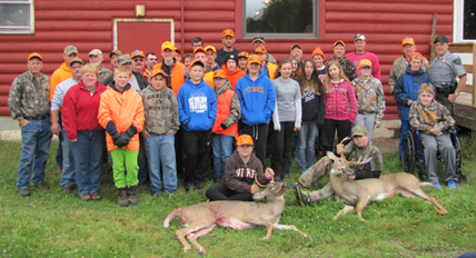 WU's Youth Hunt - Iron County Reporter   kids outdoors   Scoop.it