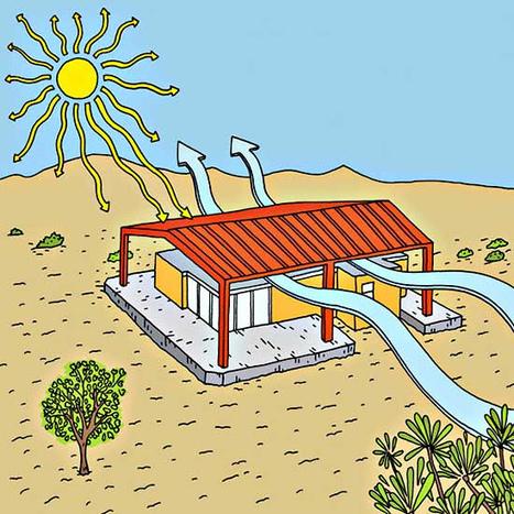 Construcción de viviendas con auténticos criterios de sostenibilidad   tecno4   Scoop.it