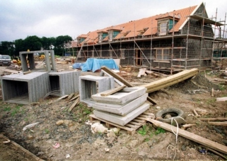 Scots are building 30 new homes every day as hope emerges for house building sector | Business Scotland | Scoop.it