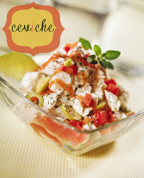 Visiting Belize with an authentic Ceviche recipe   Belize in Social Media   Scoop.it