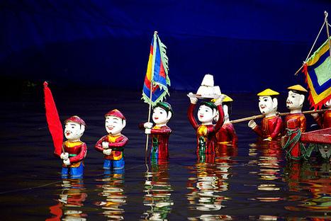 Nhà hát múa rối Thăng Long | Poetic Puppets | Scoop.it
