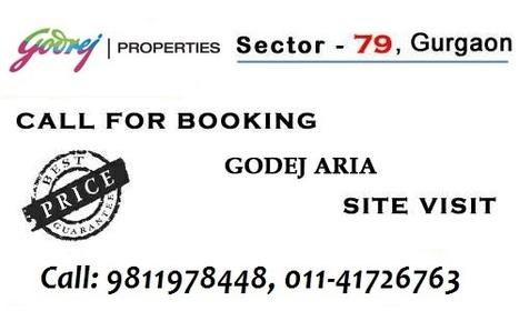 Godrej Aria Gurgaon | Ads On Net | Scoop.it