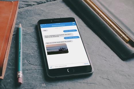 Estas 5 aplicaciones de mensajería instantánea no ofrecen tus datos a anunciantes como Facebook y WhatsApp | Aplicaciones, Software, Apple, Windows... | Scoop.it