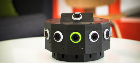 JauntVR - Meet the Crazy Camera That Can Make Movies for the Oculus Rift | 4D Pipeline - trends & breaking news in Visualization, Virtual Reality, Augmented Reality, 3D, Mobile, and CAD. | Scoop.it