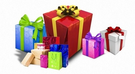 30 Gift-Wrapped Holiday Marketing Posts You Shouldn't Miss   Focus on Green Meetings & Digital Innovation   Scoop.it