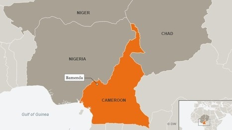 Labor unrest in Cameroon after clashes over language discrimination | Geography Education | Scoop.it