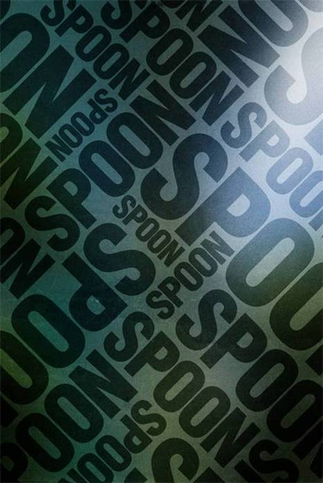 The Art of Typography – 25 Great Photoshop Tutorials | photoshop ressources | Scoop.it