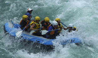 Bhote Koshi Rafting | Aguaventure | Scoop.it