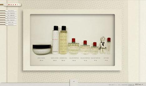 MARNI crée un site dédié à son parfum - 19/03/2013 | Beauty Actus | Scoop.it