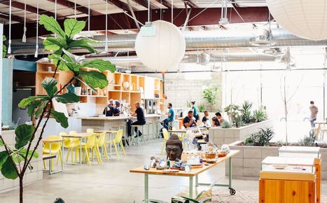 Coffee Has Sprung at The Springs Cafe Yoga and Wellness Center in LA | BiG | Scoop.it