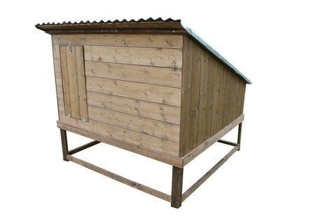 Latest design of wooden chicken coops for your birds | cucce in legno per gatti | Scoop.it