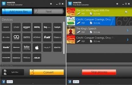 Come convertire eBook per qualsiasi lettore con Hamster Free eBook Converter | Diventa editore di te stesso | Scoop.it