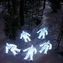 Light Skeletons and Figures Painted in Camera by Janne Parviainen | Colossal | Art Resources | Scoop.it