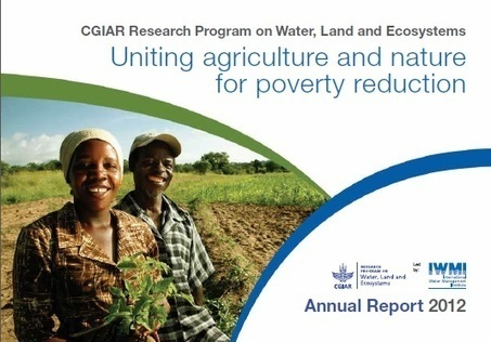 Uniting agriculture and nature for poverty reduction - Water, Land and Ecosystems | Sustainable Futures | Scoop.it