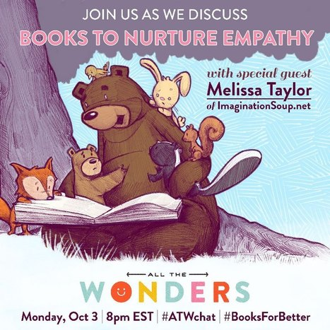 Books to Nurture Empathy | Empathy and Compassion | Scoop.it