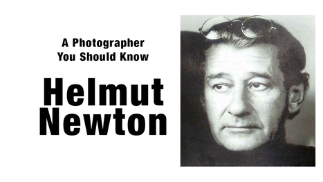 Helmut Newton | A Photographer You Should Know | fotomodelle a milano | Scoop.it