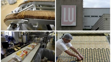 Loire-Atlantique : de Nantes à une multinationale américaine, 170 ans de biscuits LU - France 3 Pays de la Loire | Agriculture en Pays de la Loire | Scoop.it