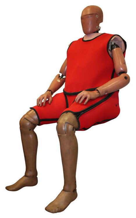 People Are Getting So Fat We're Making Obese Crash Test Dummies   Outbreaks of Futurity   Scoop.it
