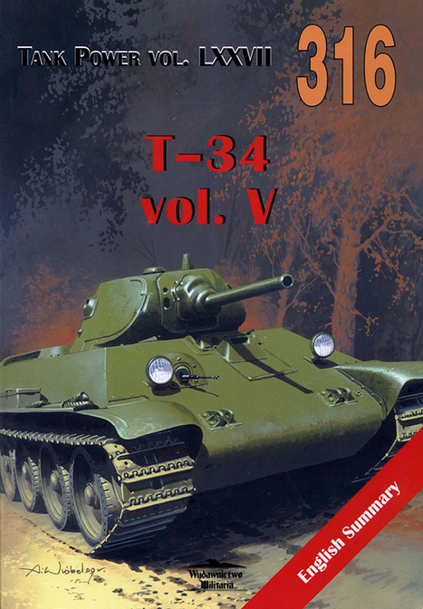 T-34 – Wydawnictwo 316   History Around the Net   Scoop.it