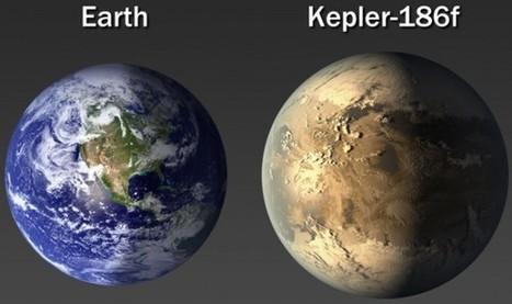 NASA descubre un planeta muy similar a la Tierra que podría albergar vida | Ecológico Cultura Ciencia Educación Padres Desarrollo Mundo | Scoop.it
