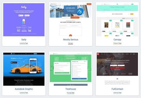 Sitio del día: UI Temple, inspiración para el diseño web | El Mundo del Diseño Gráfico | Scoop.it