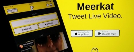 #Meerkat for iOS Gets Facebook Stream Promotion, 'Mobbing' | MarketingHits | Scoop.it