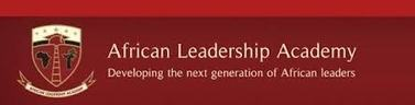 A call for Application: African Leadership Academy, The Next Genertion of Leaders - Vavane   Everyday Leadership   Scoop.it