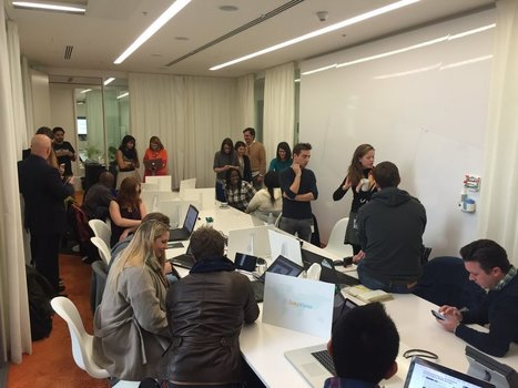 7 overseas fashion tech startups spent a week with Google in London — we got to join them   Entrepreneurship, Innovation   Scoop.it