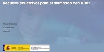 Curso abierto Recursos educativos para el alumnado con TDAH | Escuela de padre y madres | Scoop.it