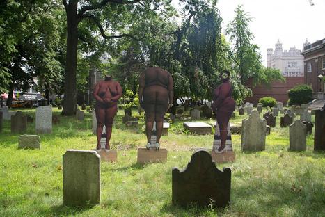 L'hommage osé de Nona Faustine aux victimes de l'esclavage | Actuphoto | Jaclen 's photographie | Scoop.it