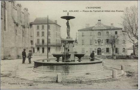Auvergne à travers les temps | Revue de Web par ClC | Scoop.it