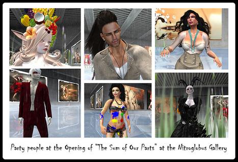 Six Party People at Nitroglobus | Flickr - Photo Sharing! | Nitroglobus Gallery | Scoop.it