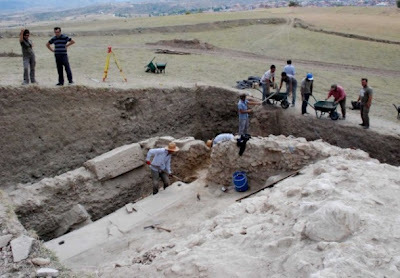 Roman era theatre excavated in northern Turkey | archaeology | Scoop.it