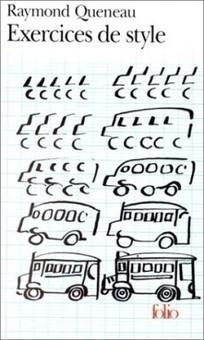 "FLE : ""Exercices de Style"" de Raymond Queneau | FLE- Articles | Dossier - French Language Learning | Scoop.it"