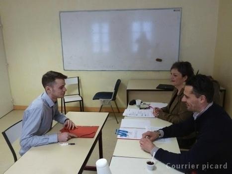 ESCC - Des étudiants soumis à de faux entretiens | ESC Compiègne news et humeurs | Scoop.it