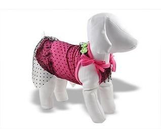 Florence Fuchsia & Lace Dress | Dog Fashion | Scoop.it
